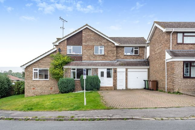 Thumbnail Detached house for sale in The Pines, Faringdon
