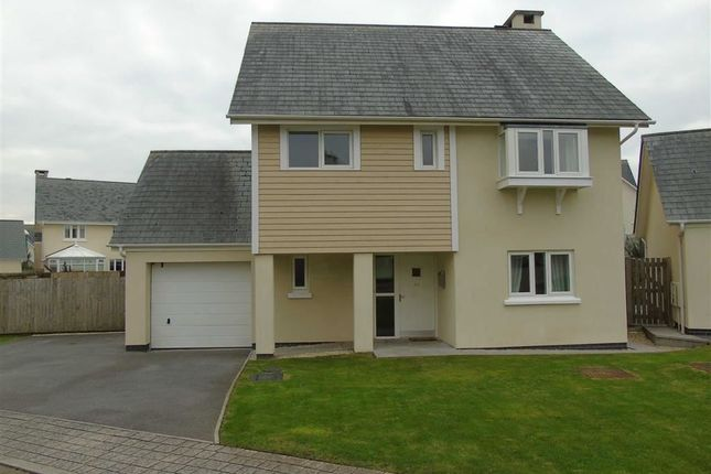 Thumbnail Detached house for sale in Pentre Nicklaus Village, Machynys, Llanelli