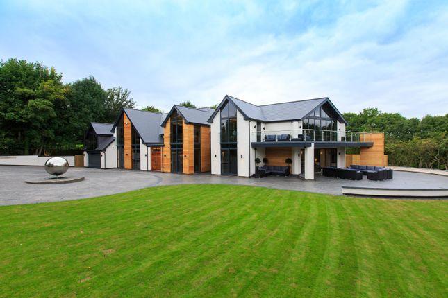 Thumbnail Detached house for sale in 2 Hill Farm Court, Edwalton, Nottingham