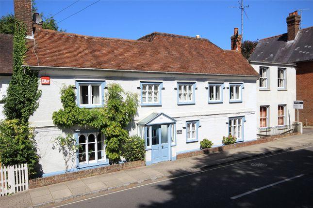 Thumbnail Detached house for sale in Lenten Street, Alton, Hampshire
