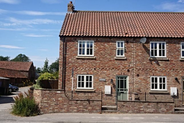 Thumbnail End terrace house to rent in Main Street, Driffield