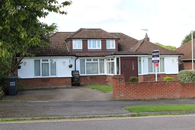 Thumbnail Bungalow for sale in Capell Avenue, Chorleywood, Hertfordshire