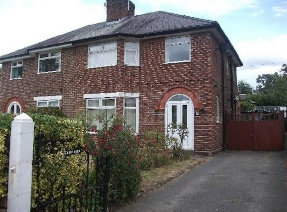Thumbnail Shared accommodation to rent in Cheyney Road, Chester, Cheshire West And Chester