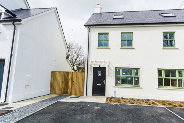 Thumbnail Semi-detached house for sale in Orton Park, Clarbeston Road