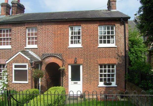 Thumbnail End terrace house for sale in South Road, Saffron Walden, Essex