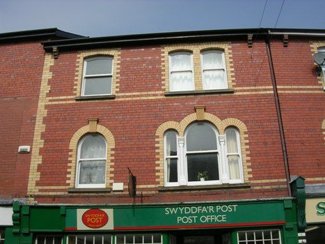 Thumbnail Maisonette to rent in High Street, Builth Wells