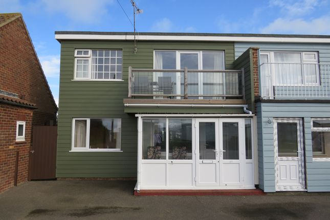 Thumbnail Flat for sale in South Beach Road, Hunstanton
