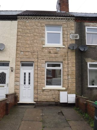Thumbnail Terraced house to rent in Churchmeade, Blackwell Road, Huthwaite, Sutton-In-Ashfield