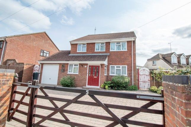 Thumbnail Detached house for sale in Old Kempshott Lane, Worting, Basingstoke