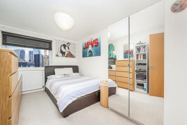 Bedroom of Tyne Street, London E1