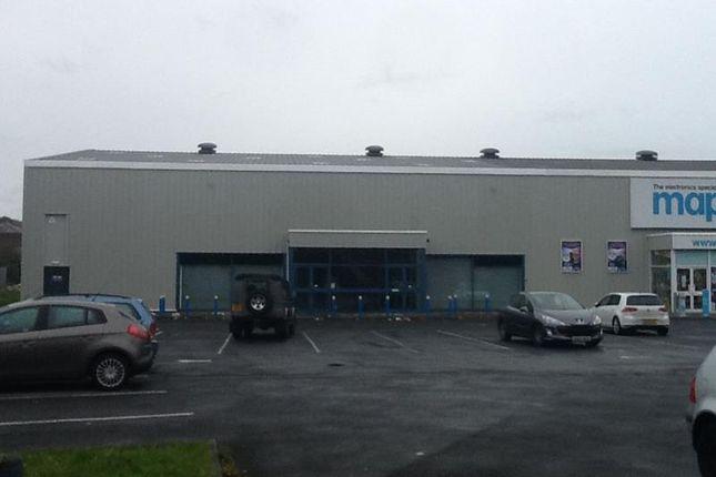 Thumbnail Warehouse to let in Unit 8B St David's Retail Park, Enterprise Park, Swansea, Swansea