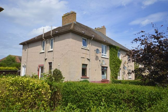 Thumbnail Flat for sale in Muirtonhill Road, Cardenden, Lochgelly