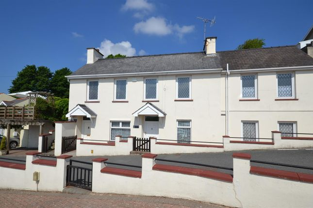 Thumbnail Detached house for sale in Church Road, Llanstadwell, Milford Haven