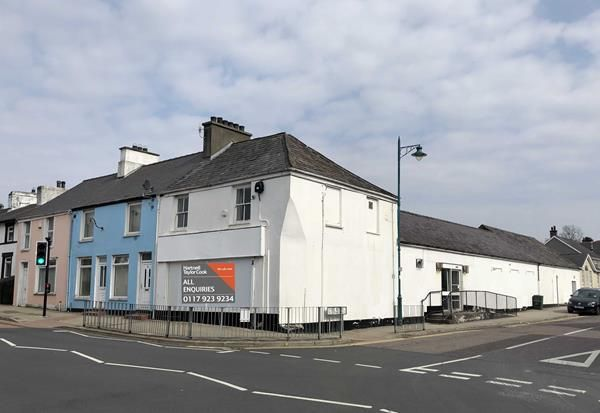 Thumbnail Retail premises for sale in 1 Water Street, Penygroes, Caernarfon