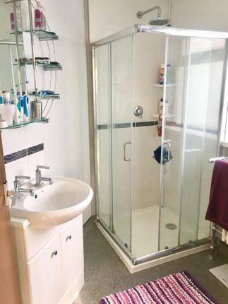 Upstairs Shower of Landon Court, Gosport PO12