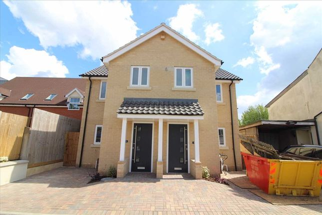 Thumbnail Semi-detached house for sale in The Drift, Spring Road, Ipswich