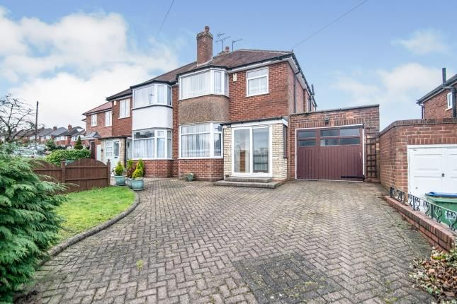 Thumbnail Semi-detached house for sale in Kingsway, Oldbury, Sandwell, West Midlands