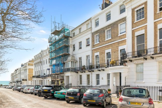 Thumbnail Flat for sale in Sussex Square, Brighton, East Sussex