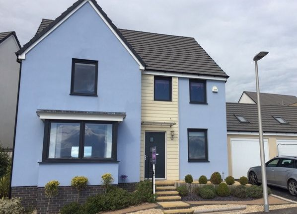 Thumbnail Detached house for sale in Channel View, Ogmore By Sea