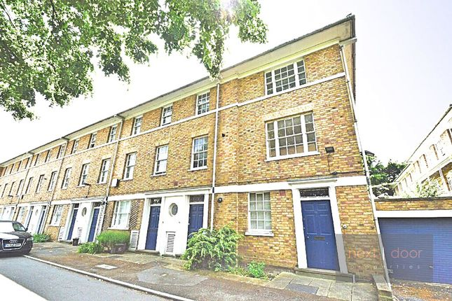 Thumbnail Maisonette to rent in Langford Green, Denmark Hill