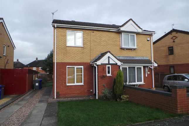 Semi-detached house for sale in Broughton Road, Bucknall, Stoke-On-Trent