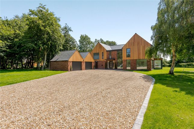 Thumbnail Detached house for sale in Batchmere Road, Batchmere, Chichester, West Sussex