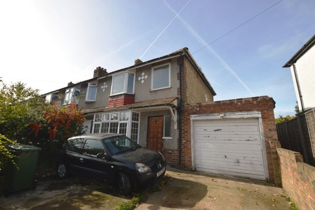 Thumbnail End terrace house to rent in Westfield Avenue, North Watford