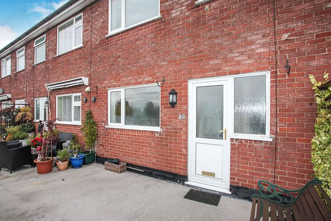 Thumbnail Flat for sale in Chequer Street, Bulkington, Bedworth, Warwickshire