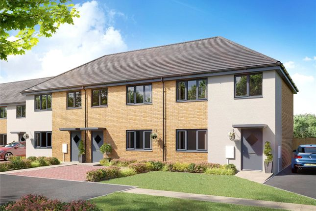 3 bed end terrace house for sale in Plot 10 The Beckingham, 5 Beckingham Close PE11