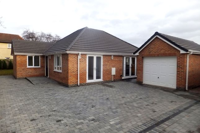 Thumbnail Bungalow for sale in Park Avenue, Mansfield Woodhouse