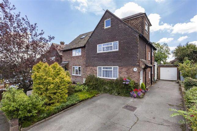 Thumbnail Semi-detached house for sale in Lansdowne Road, Hailsham