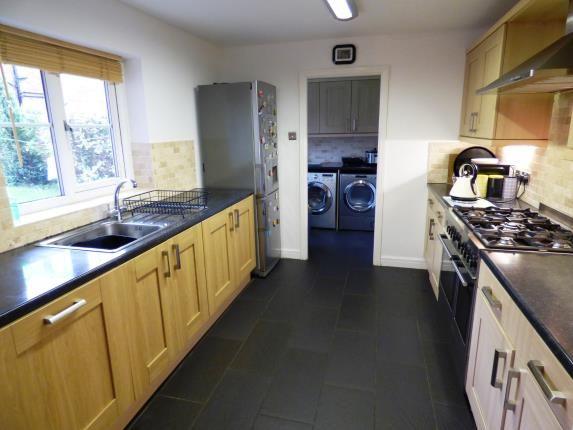 Kitchen Area of Broadwood Close, Disley, Stockport, Cheshire SK12