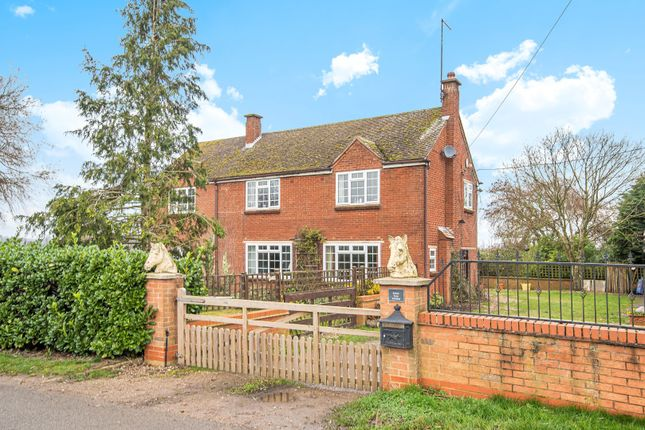 5 bed detached house for sale in South Kilworth Road, Welford, Northampton NN6