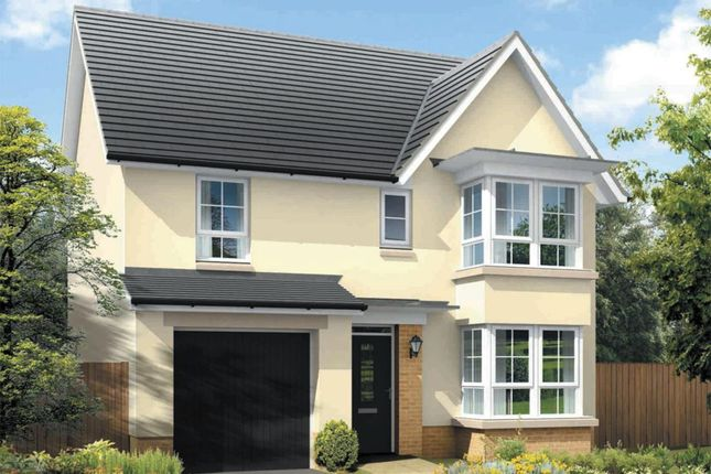 "Thumbnail Detached house for sale in ""Kingussie"" at Liberton Gardens, Liberton, Edinburgh"