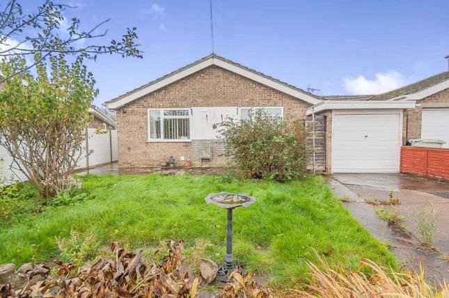 Thumbnail Bungalow for sale in Herlyn Crescent, Ingoldmells, Skegness