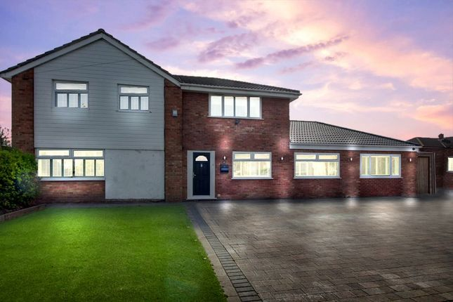 Thumbnail Detached house for sale in Beechwood Drive, Formby, Liverpool