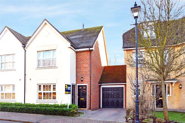 Thumbnail Semi-detached house for sale in Sandringham Drive, Bexley Park, Kent