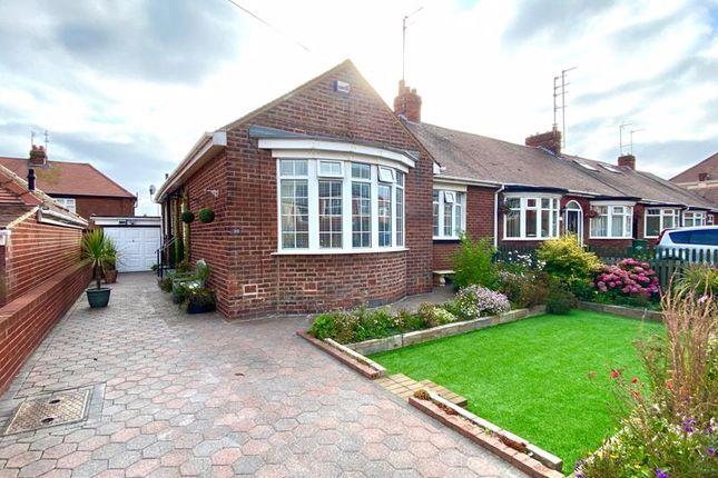 Thumbnail Semi-detached bungalow for sale in Kingarth Avenue, Seaburn, Sunderland