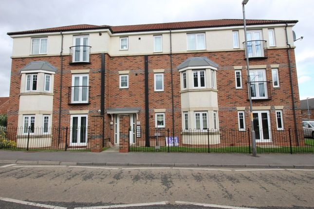Thumbnail Flat to rent in Rockmore Road, Blaydon-On-Tyne
