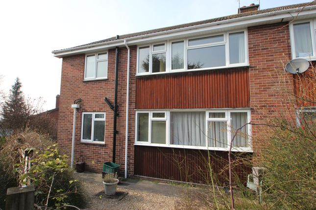 Thumbnail Flat to rent in Westover Road, Westbury On Trym, Bristol