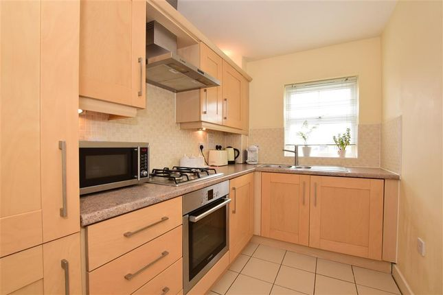 Thumbnail Flat for sale in Hyde Close, Romford, Essex