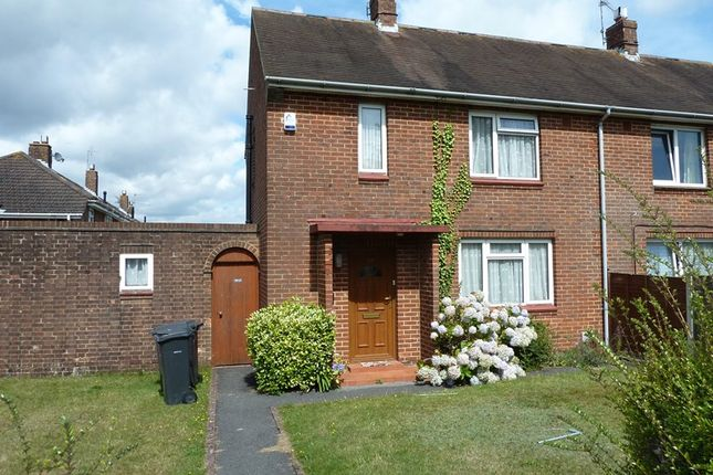 Semi-detached house for sale in Moore Avenue, West Howe, Bournemouth