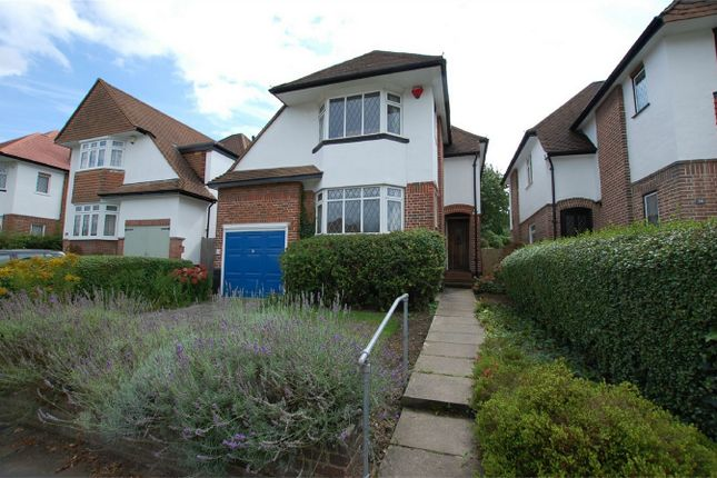 Thumbnail Detached house for sale in Westland Drive, Bromley, Kent