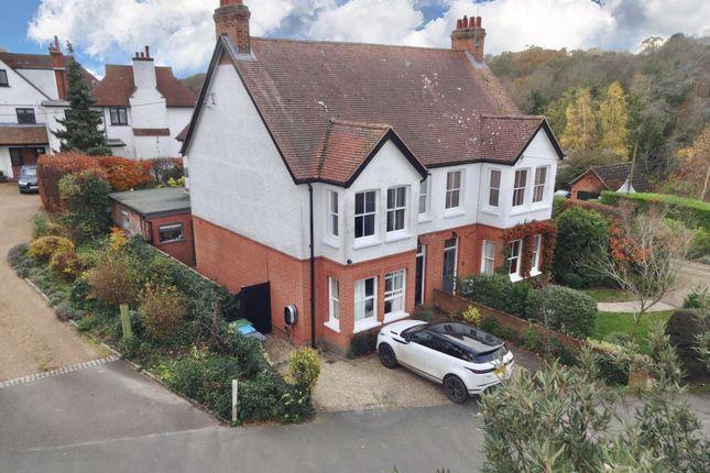 Thumbnail Semi-detached house for sale in Ipswich Road, Woodbridge