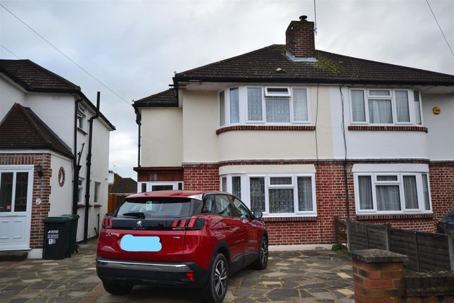 3 bed semi-detached house to rent in Beechcroft Avenue, Croxley Green, Rickmansworth WD3