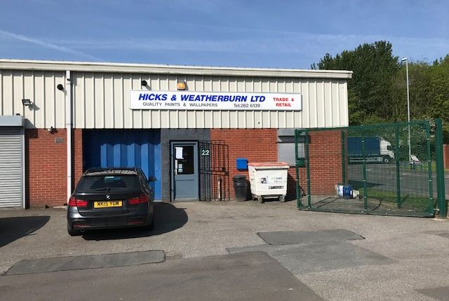 Thumbnail Light industrial to let in Meanwood Road, Leeds