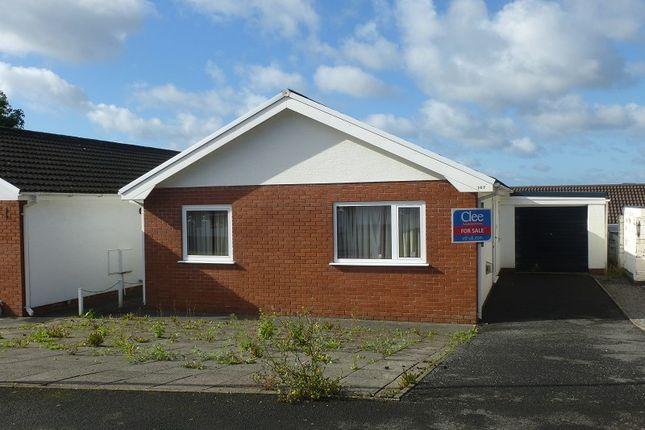 Thumbnail Detached bungalow for sale in Margaret Street, Ammanford, Carmarthenshire.