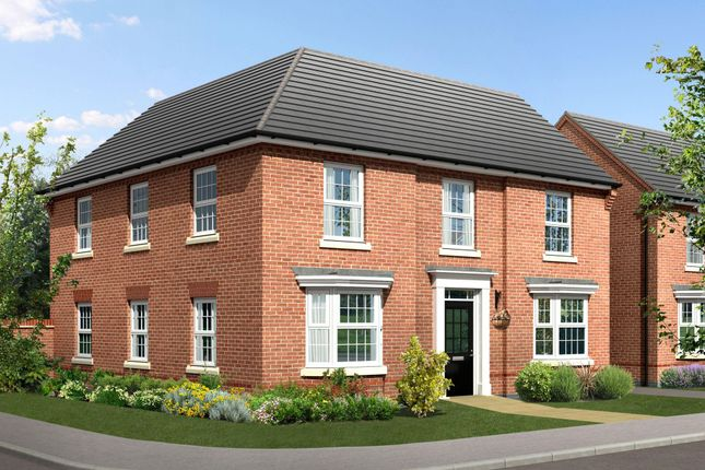 "Thumbnail Detached house for sale in ""Eden"" at Ellerbeck Avenue, Nunthorpe, Middlesbrough"