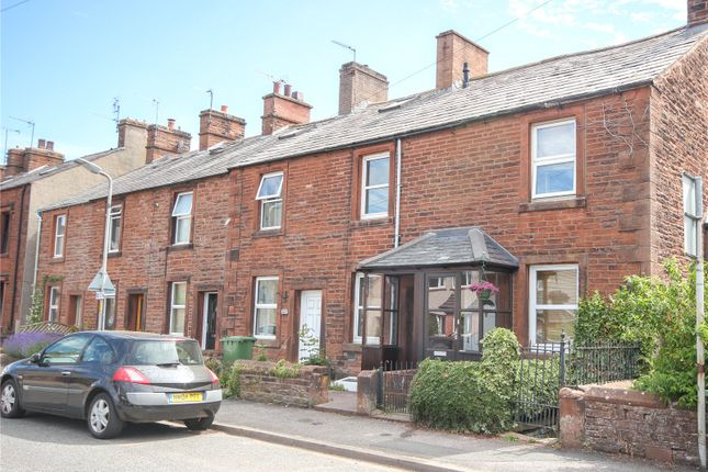 Thumbnail Terraced house to rent in 3 Graham Street, Penrith, Cumbria