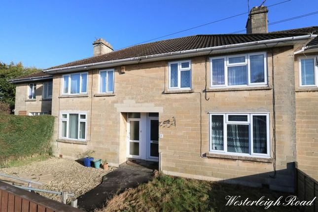 Terraced house for sale in Westerleigh Road, Combe Down, Bath